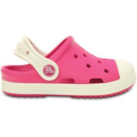 Crocs Bump It - Sandales Enfant - rose